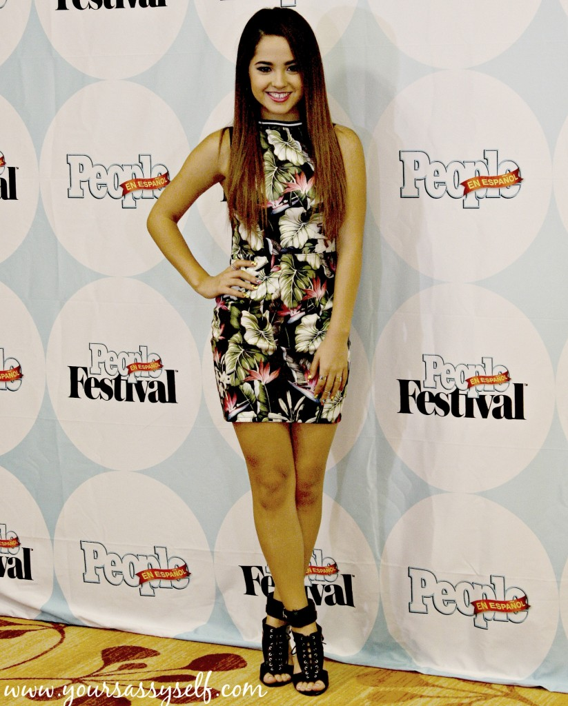 BeckyG at #FestivalPeople Press Conference-yoursassyself.com