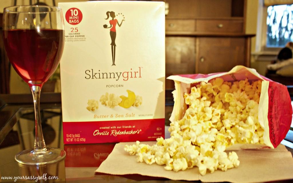 Night Time #SkinnyGirlSnacks-yoursassyself.com