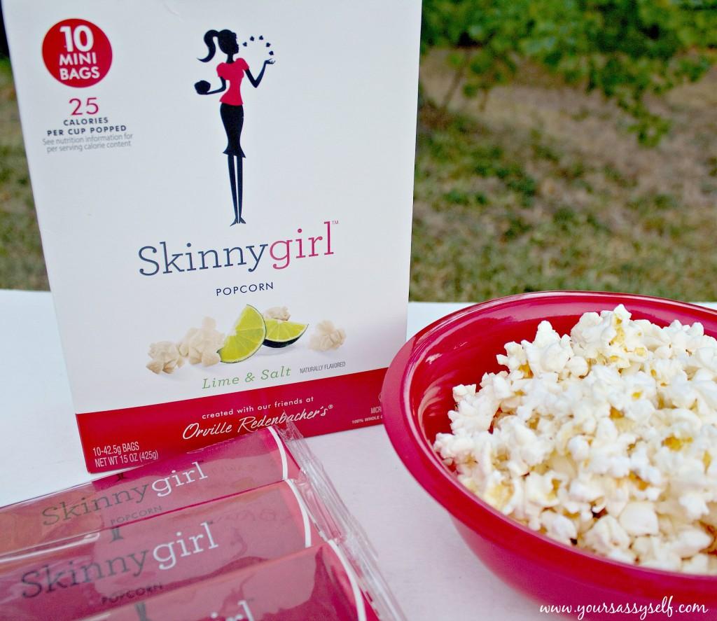 SkinnyGirl Popcorn Lime & Salt-yoursassyself.com