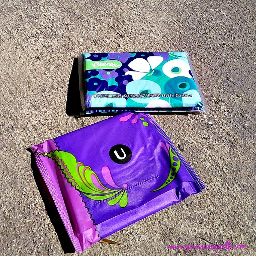UbyKotex & Kleenex Wrap-yoursassyself.com