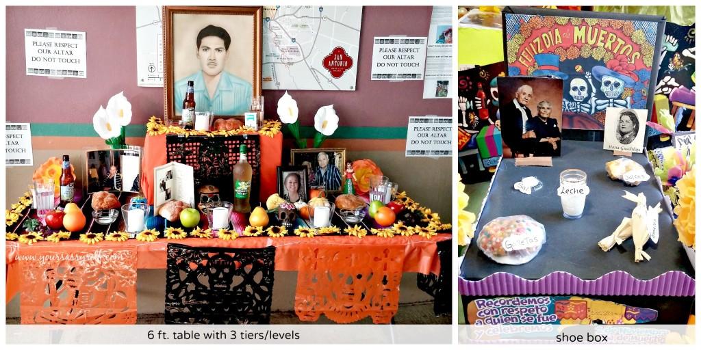 Dia De Los Muertos Altar Sizes-yoursassyself.com