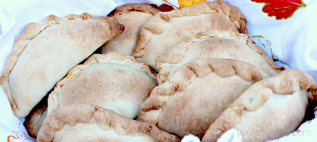 Empanadas inspired by GladeHolidayMood-yoursassyself.com