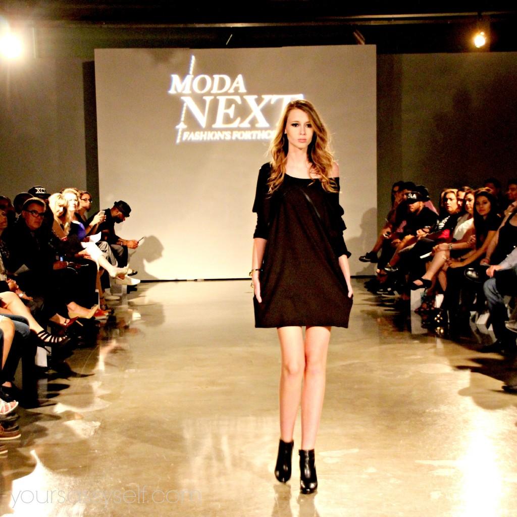 Joey Ramirez Black Dress-yoursassyself.com