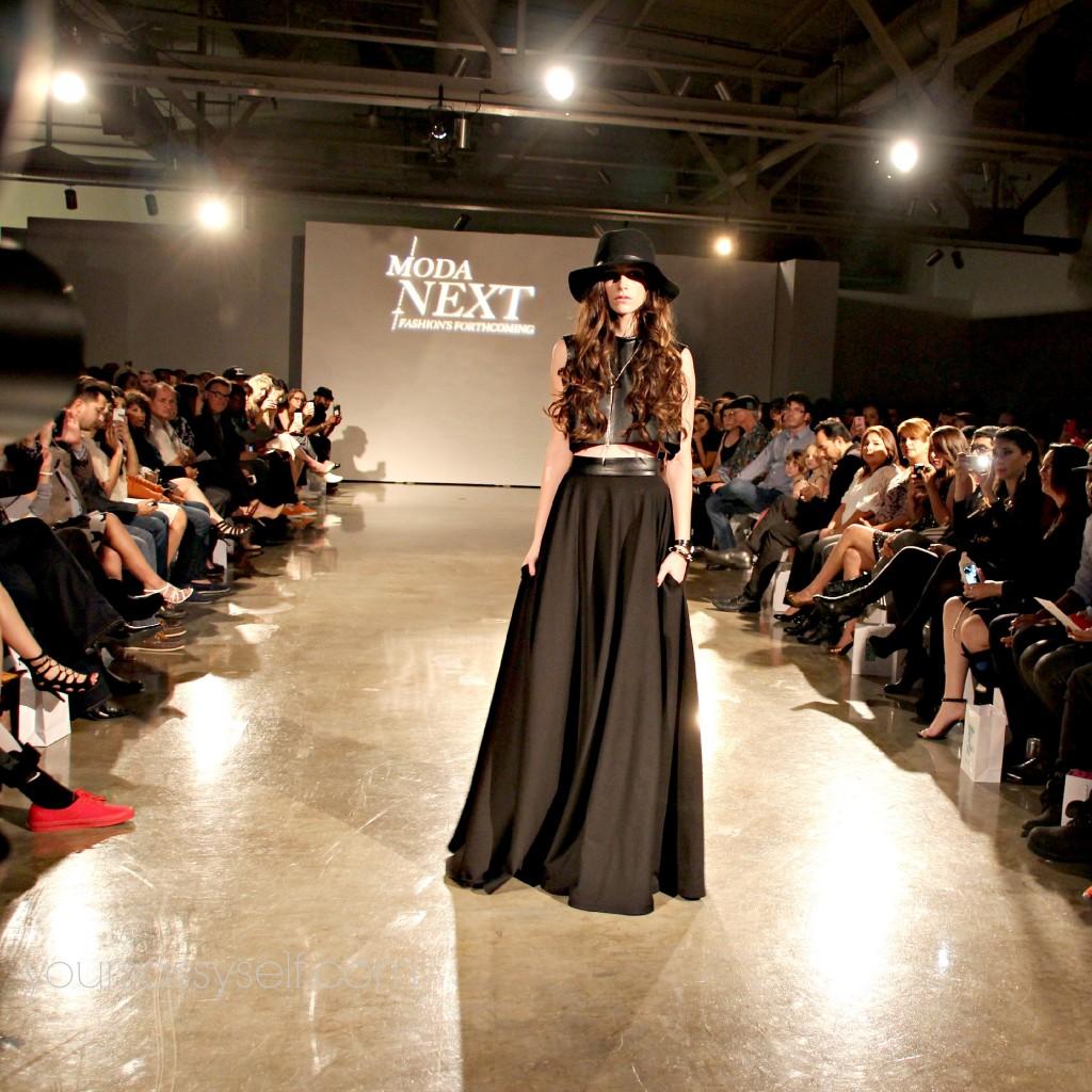 Joey Ramirez Black Dress Separates-yoursassyself.com