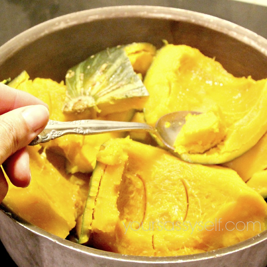 Steamed Squash-yoursassyself.com