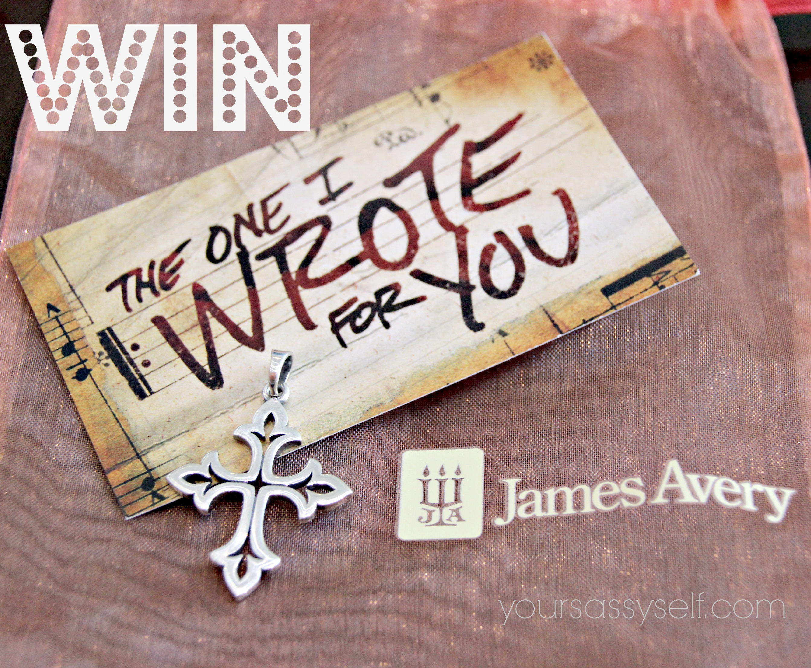 The One I Wrote For You – Review & Giveaway