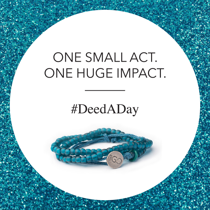 Join The Deed A Day Challenge-yoursassyself.com
