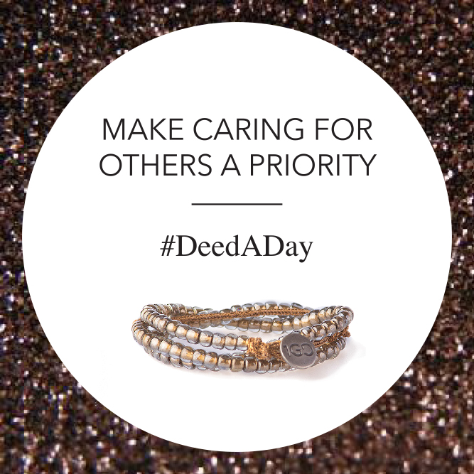 Make Caring For Others A Priority With Deed A Day-yoursassself.com