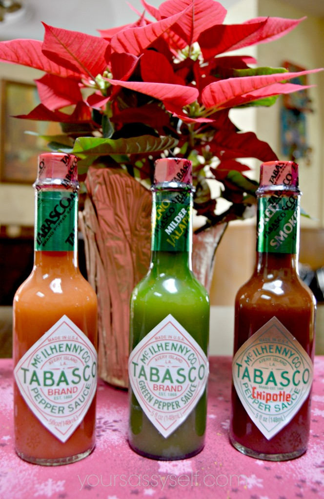 Tabasco Sauces Seasoned Greetings-yoursassyself.com