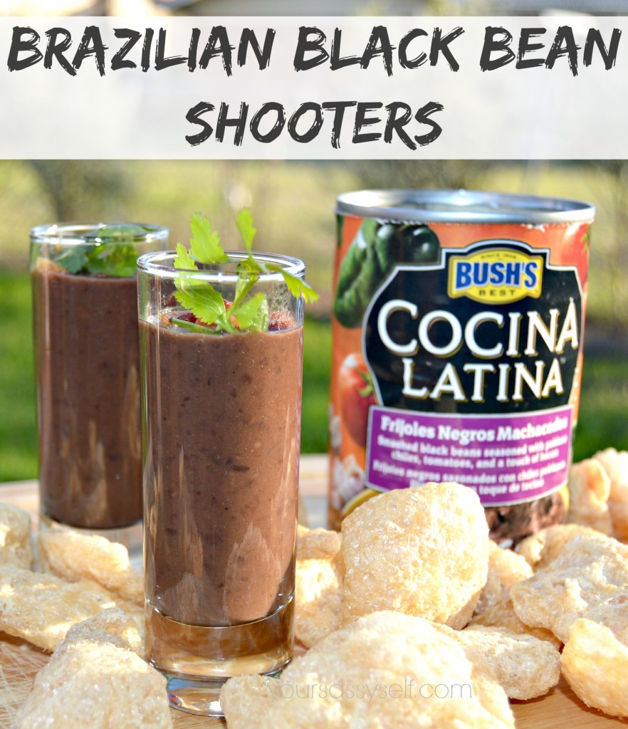 Bushs Cocina Latina Brazilian Black Bean Shooters-yoursassyself.com
