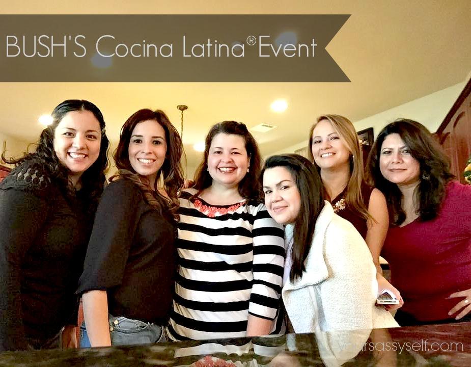 Bushs Cocina Latina Event-yoursassyself.com