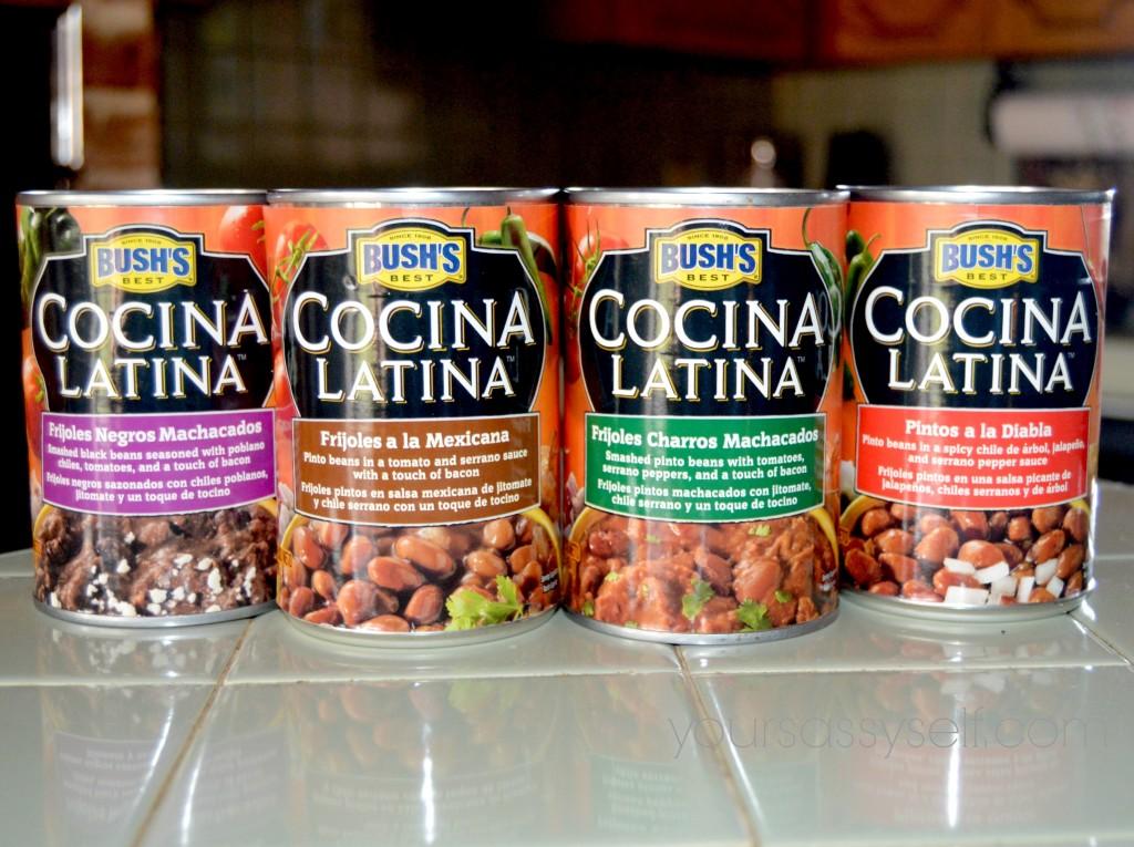 Bushs Cocina Latina Flavors-yoursassyself.com
