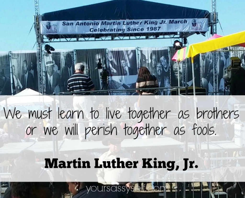 MLK Quote Live Together As Brothers-yoursassyself.com