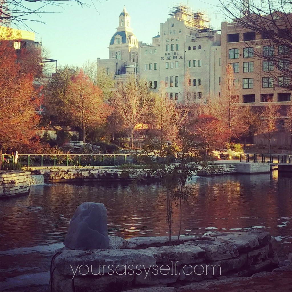 Serenity of SA Riverwalk-yoursssyself.com