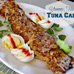 Yummy, Healthy Tuna Cakes