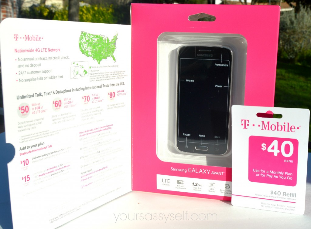 Simply Prepaid ™4G LTE data on the T-Mobile network - yoursassyself.com