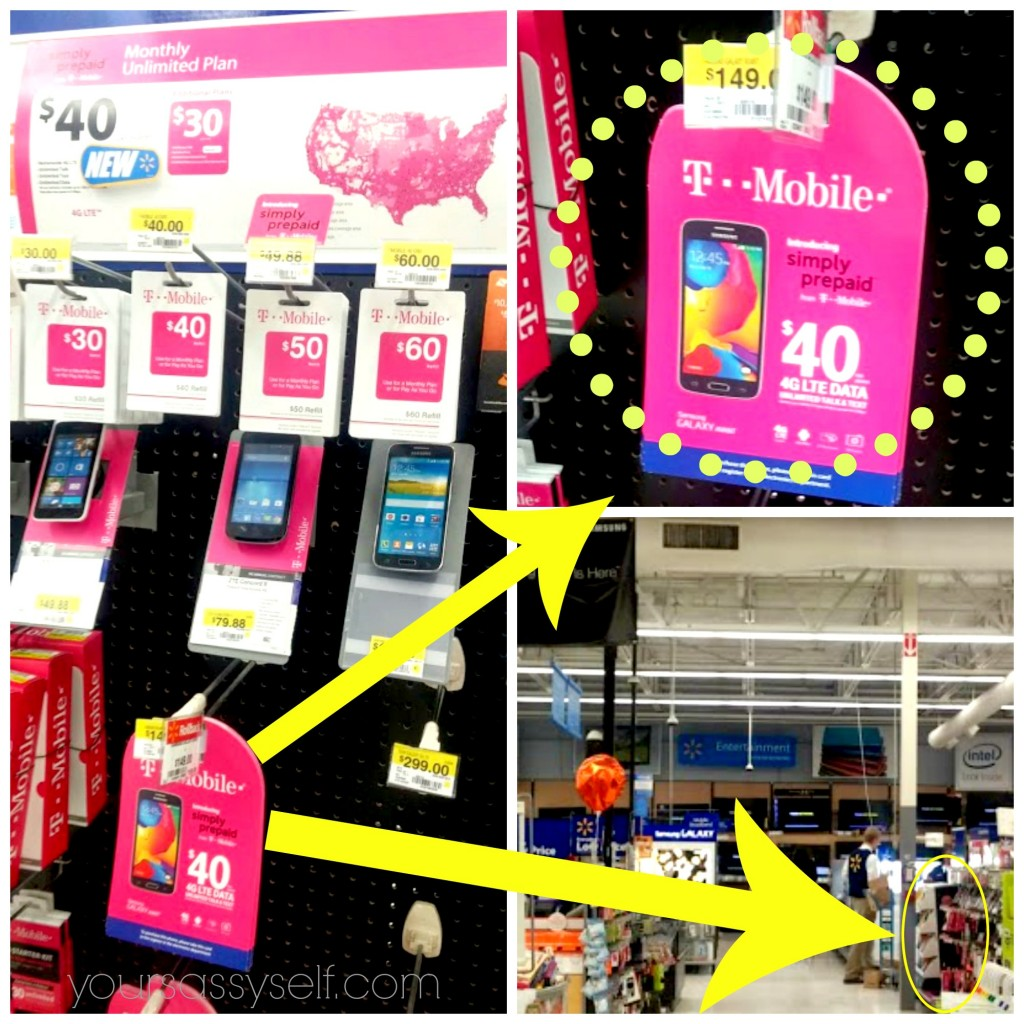 Simply Prepaid ™at Walmart - yoursassyself.com