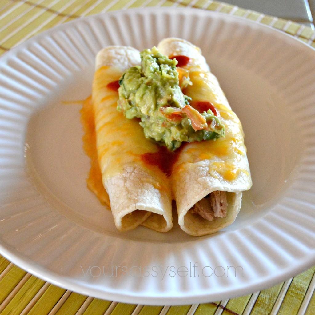 Tuna Enchiladas - yoursassyself.com