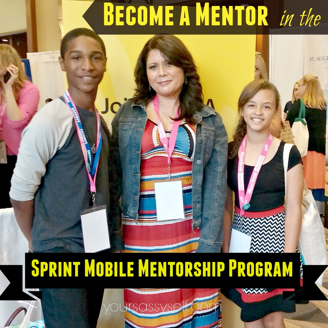 Become a Mentor in the Sprint Mobile Mentorship Program