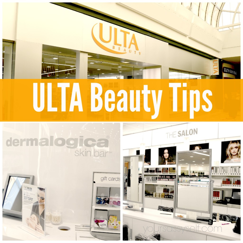 ULTA Beauty Tips - yoursassyself.com