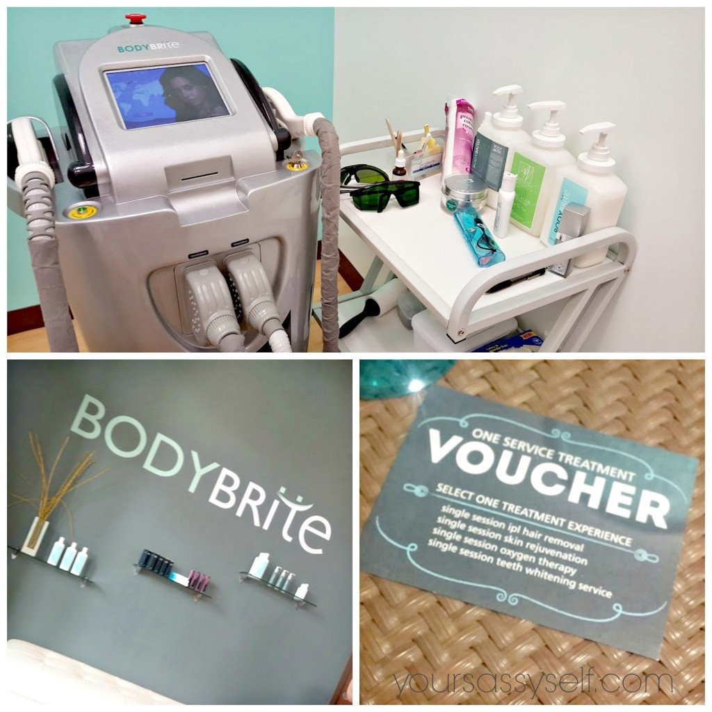 BodyBrite SA Skin Rejuvination via IPL - yoursassyself.com