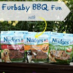 Furbaby BBQ Fun with Nudges® Grillers & Sizzlers