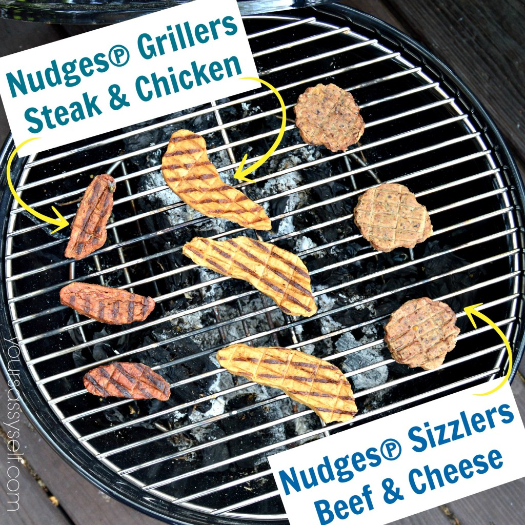Nudges® Grillers & Sizzlers - yoursassyself.com