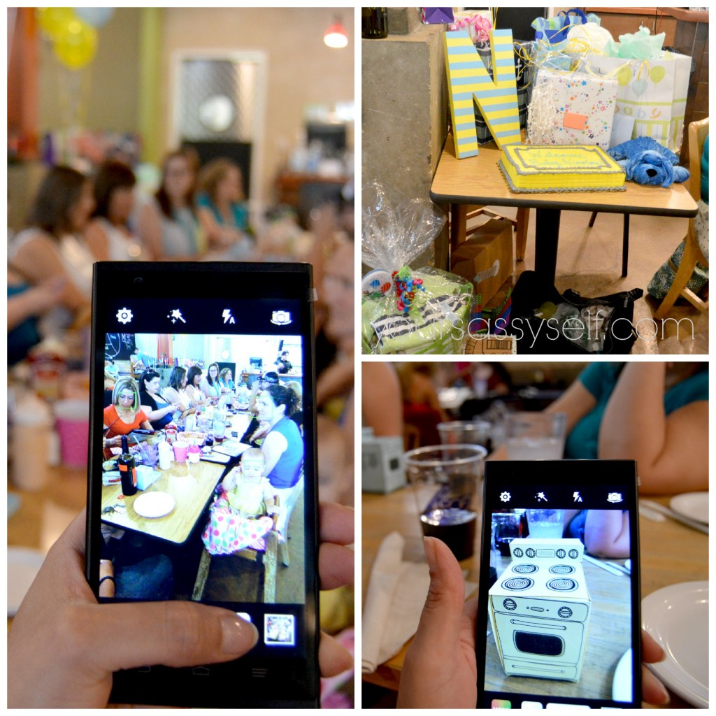 Baby Shower Captured on ZTE - yoursassyself.com