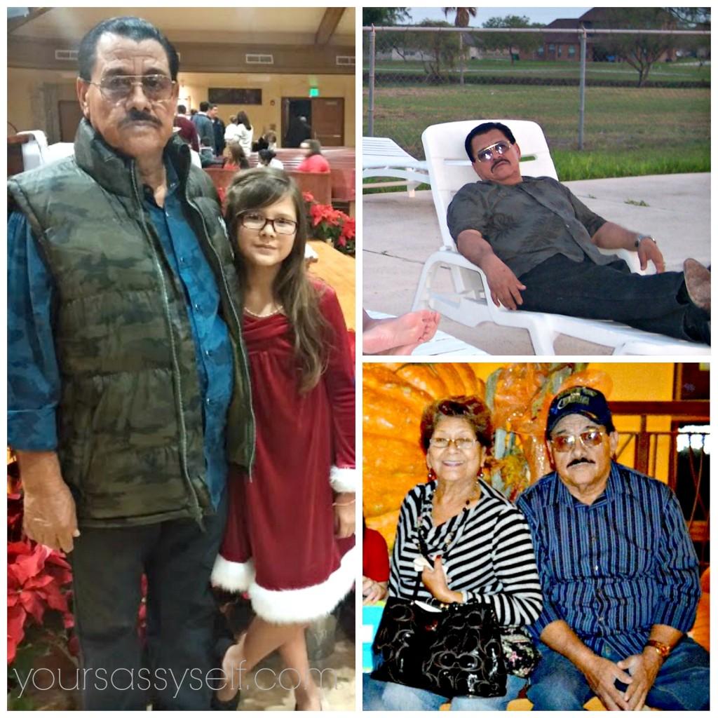 Dad with Family - yoursassyself.com