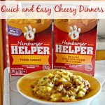 Continue National Hamburger Month With These Quick and Easy Cheesy Dinners