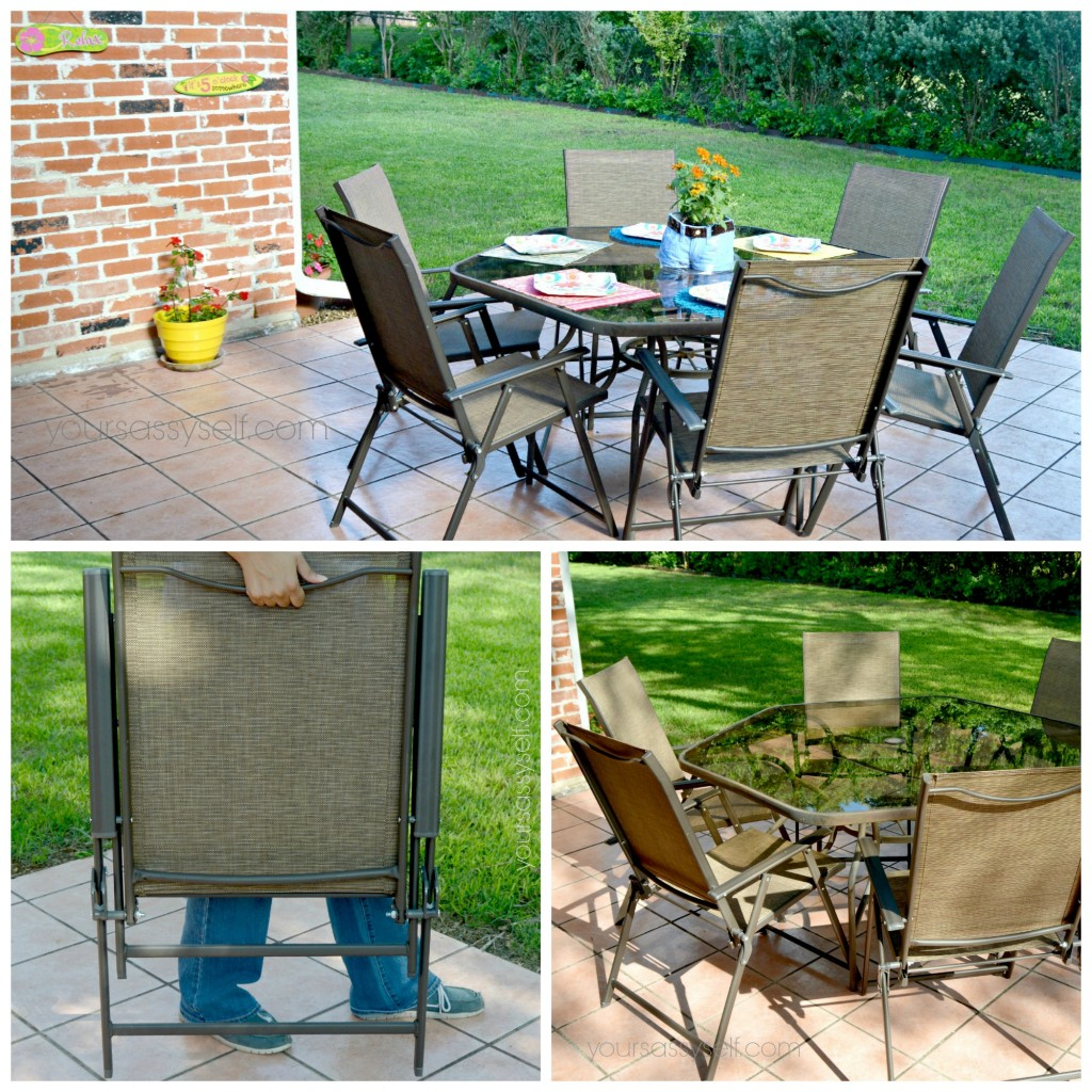 Patio Seating from Big Lots - yoursassyself.com