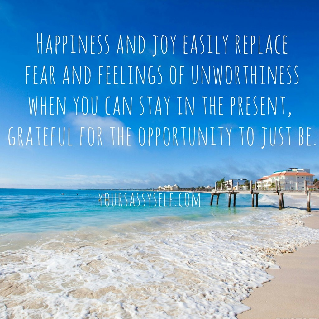 Happiness and Joy quote - yoursassyself.com