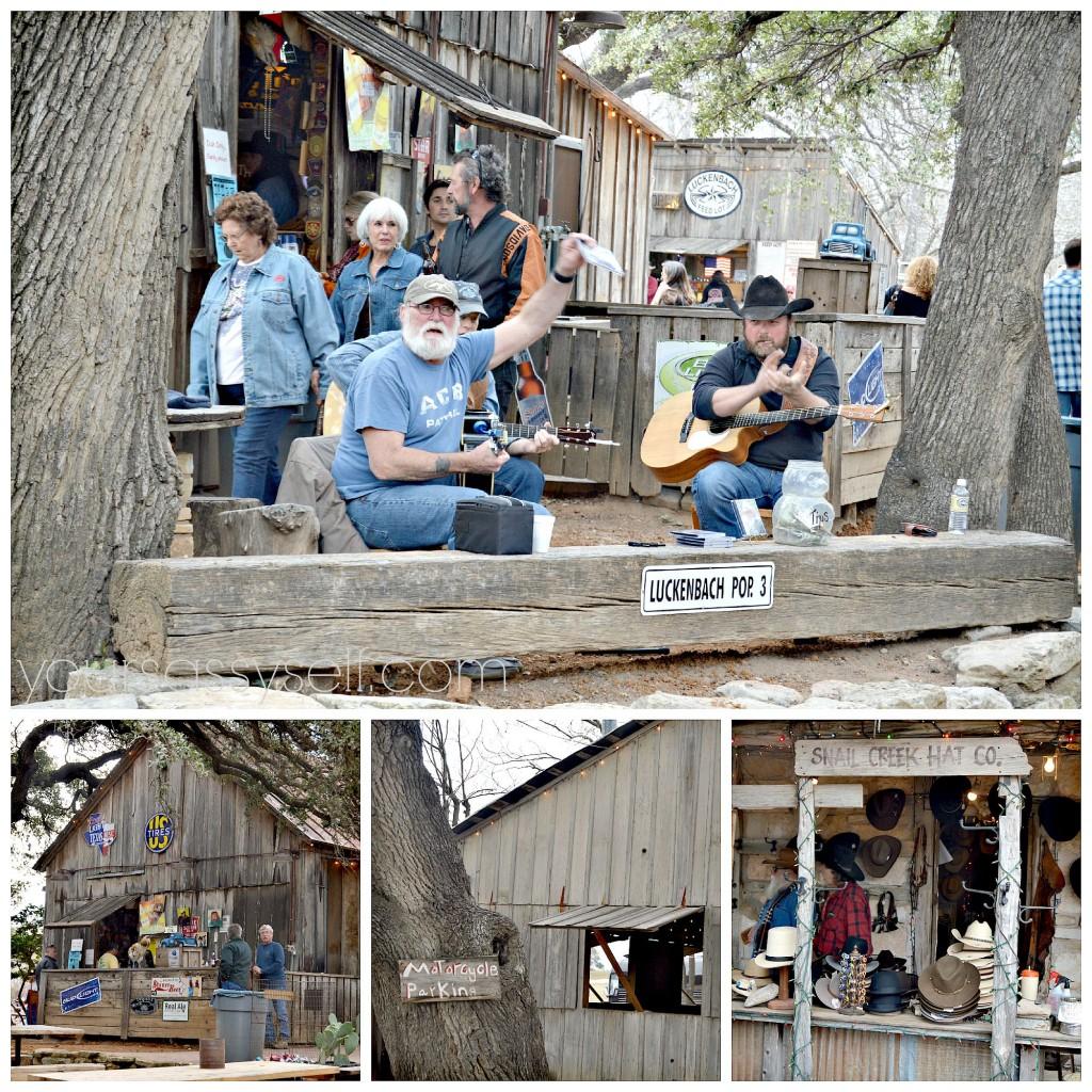 Luckenbach TX - yoursassyself.com