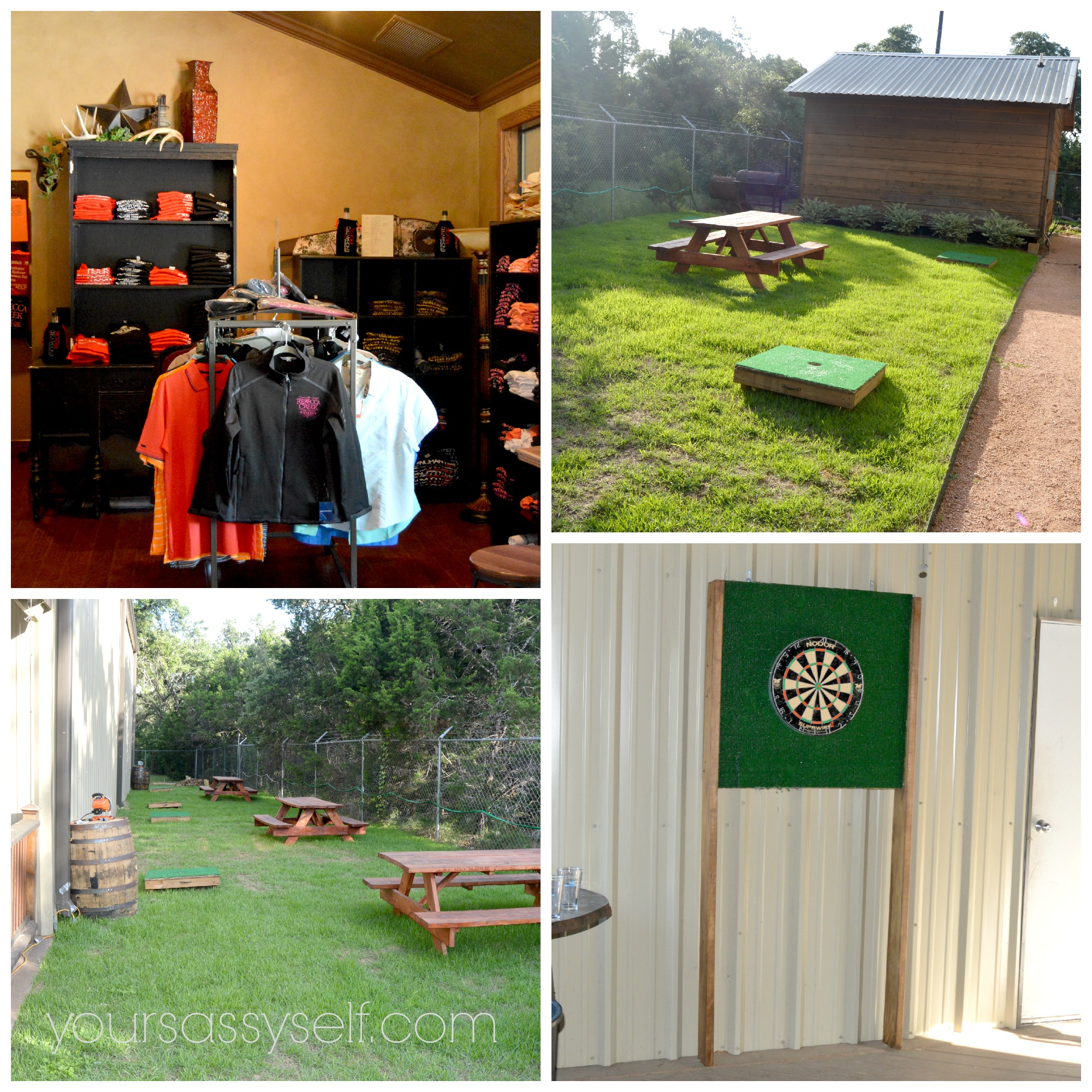 Rebecca Creek Gift Shop and Outdoor Fun - yoursassyself.com