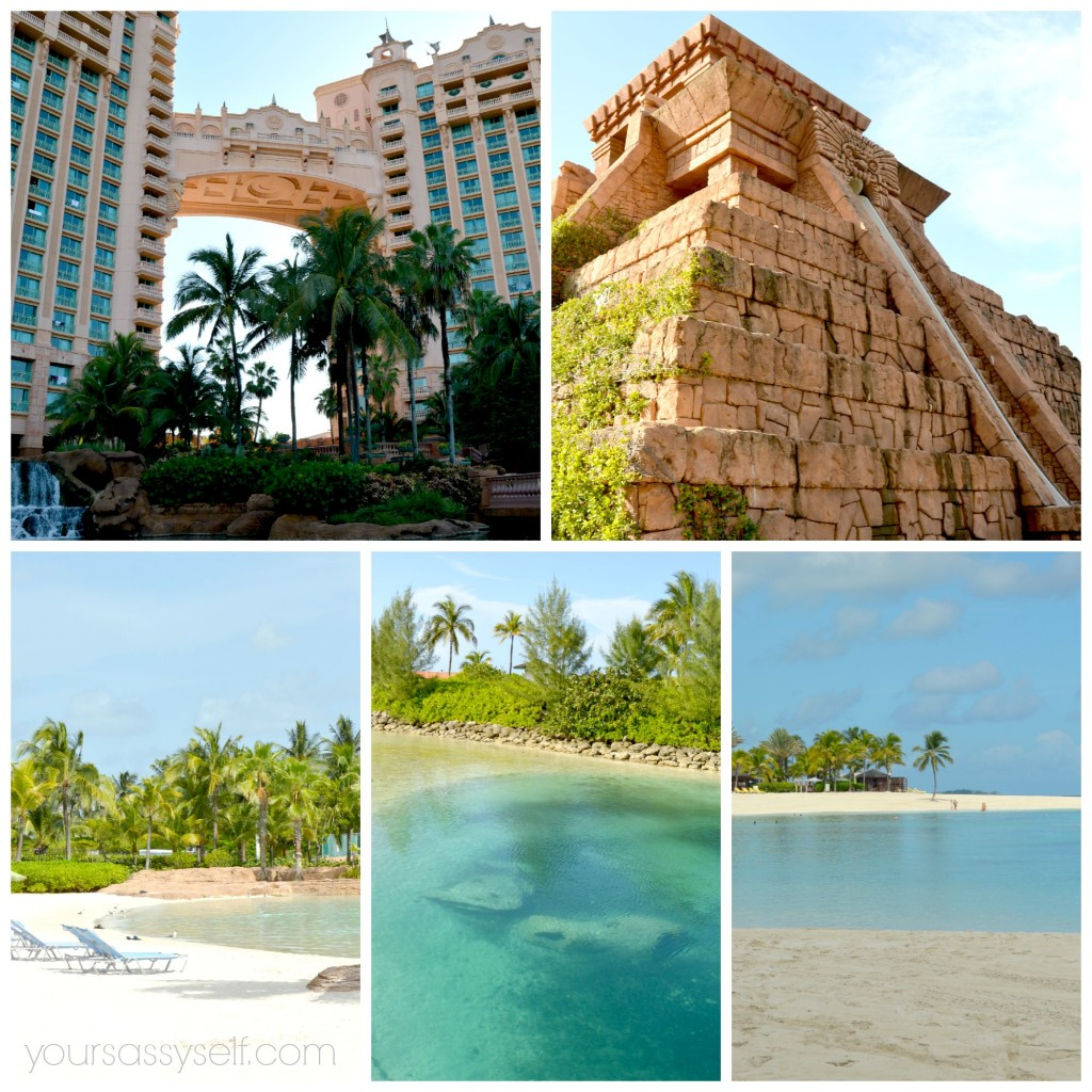 Atlantis Paradise Island Views - yoursassyself.com