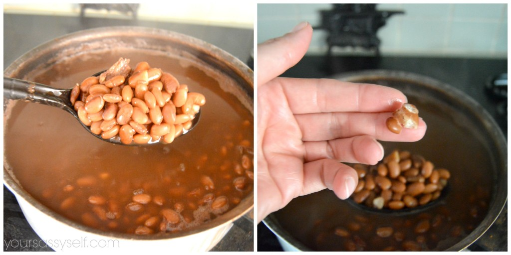 Cooked Pinto Beans - yoursassyself.com