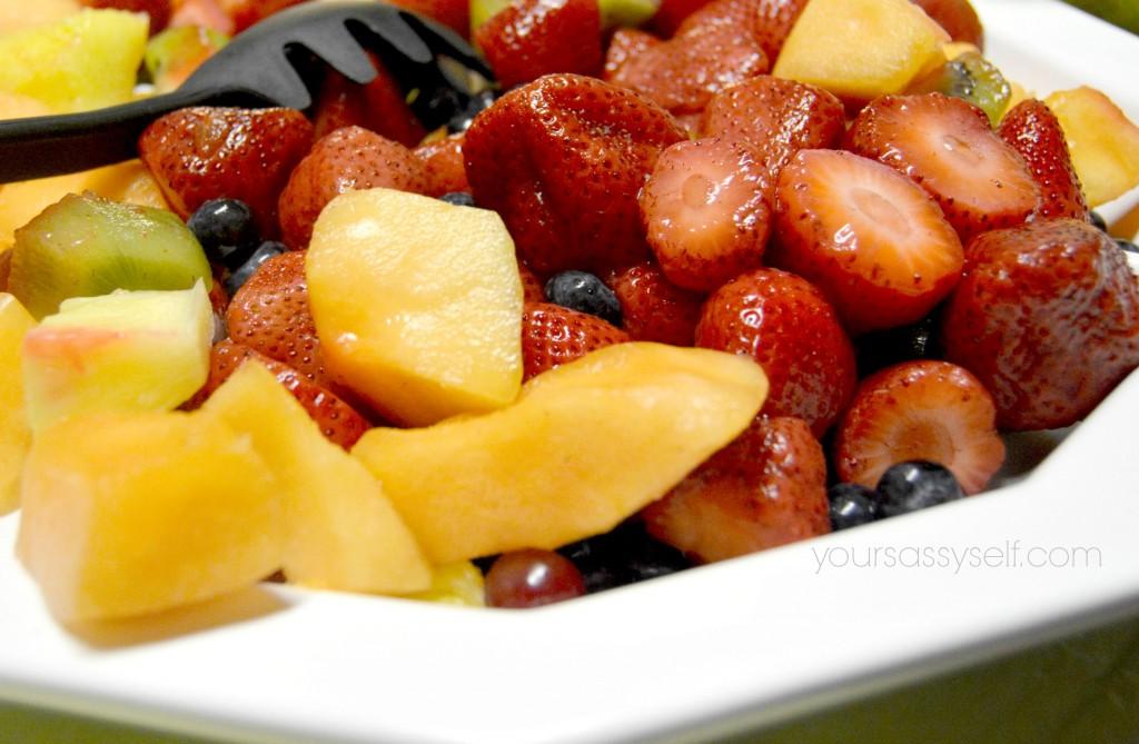 Fruit bowl - yoursassyself.com