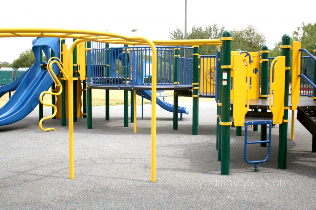 Playground - yoursassyself.com