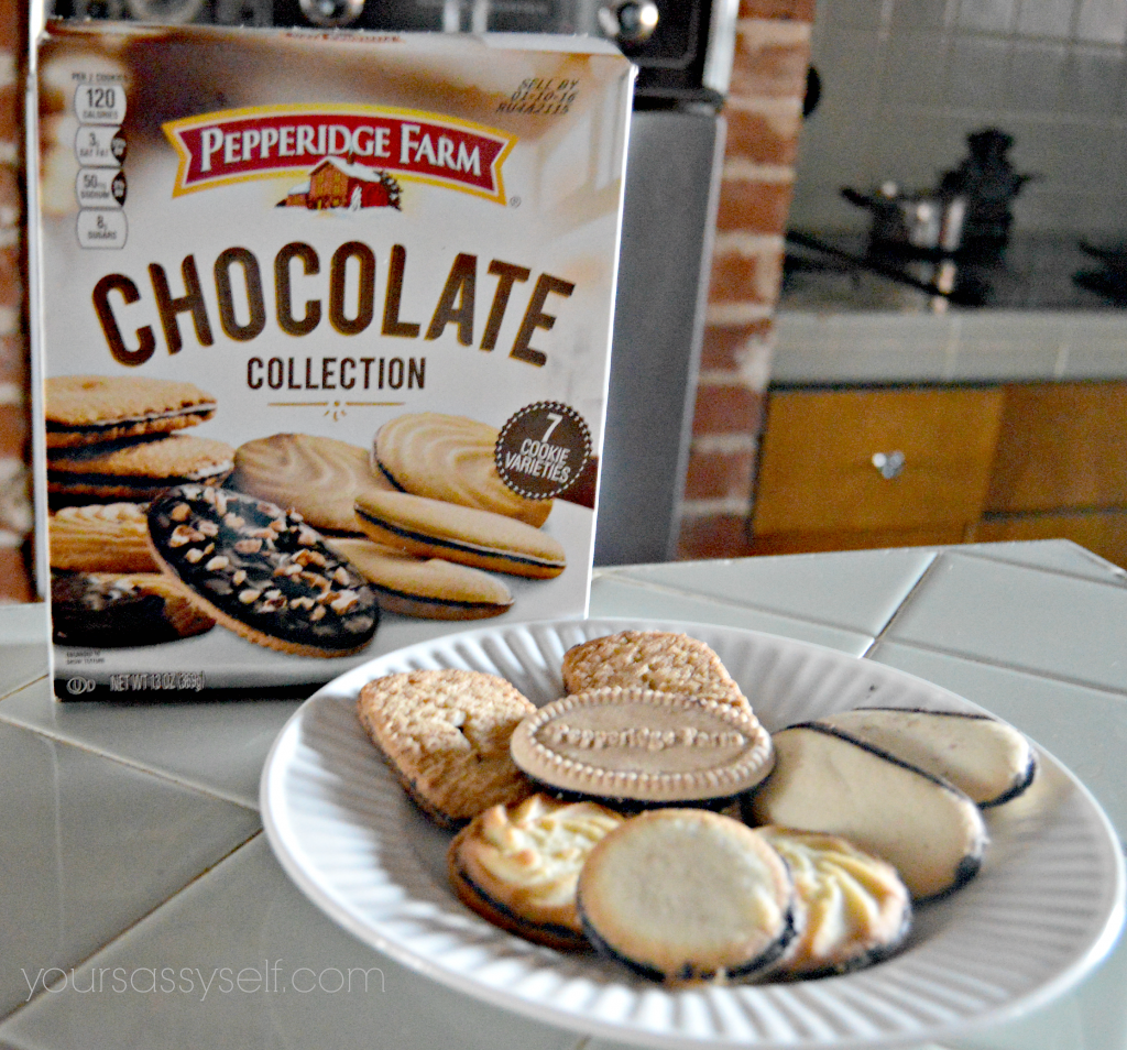 Pepperidge Farm Chocolate Cookie Collection - yoursassyself.com