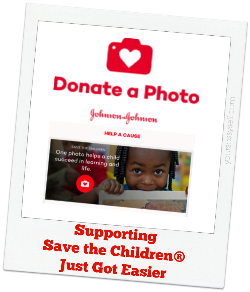 Supporting Save the Children - yoursassyself.com