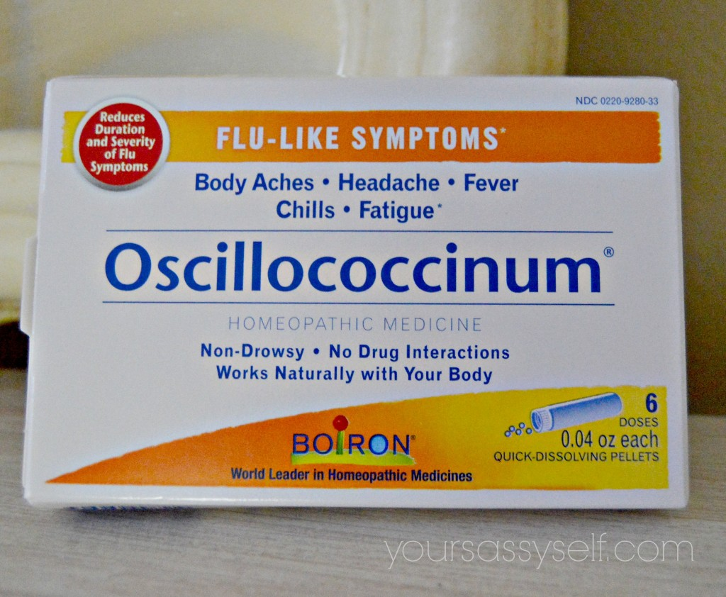 Oscillococcinum® for Flu-Like Symptoms - yoursassyself.com