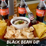 Black Bean Dip – Perfect Appetizer