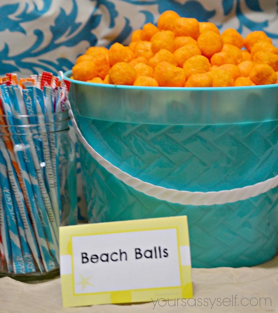 Beach Balls - yoursassyself.com