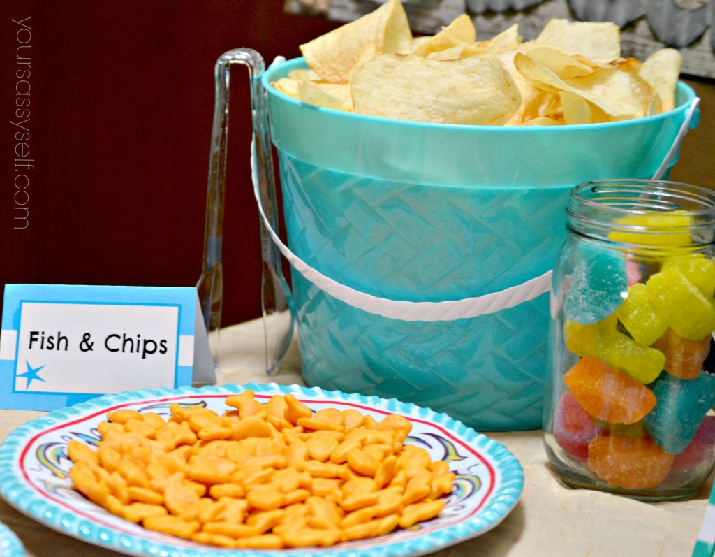 Fish and Chips - yoursassyself.com
