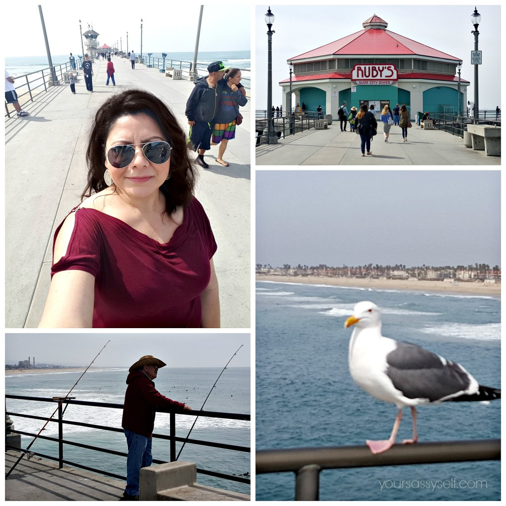Huntington Beach Pier - yoursassyself.com