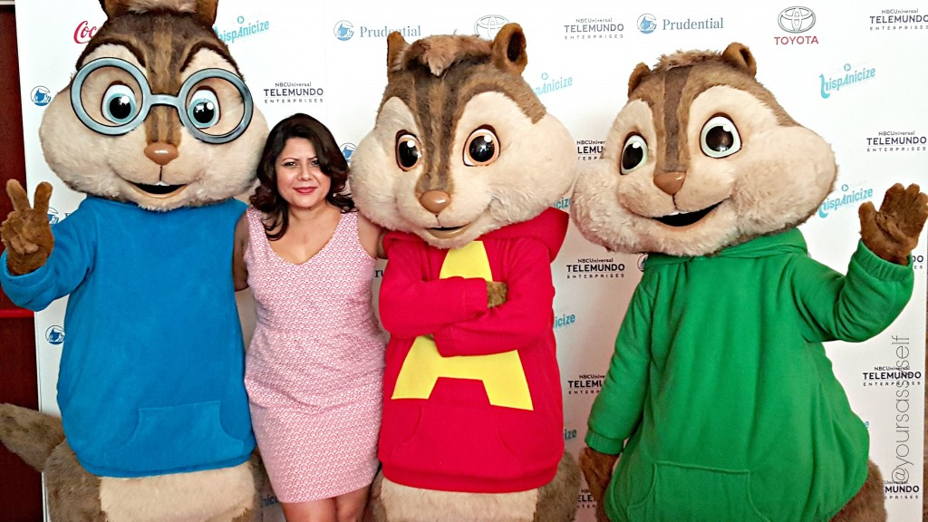 ALVIN AND THE CHIPMUNKS at Hispz16 - yoursassyself.com