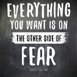 Ways to Transform Fear into Positivity