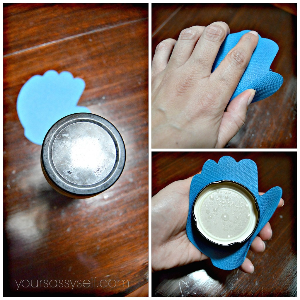 Rubber pad to open jar - yoursassyself.com