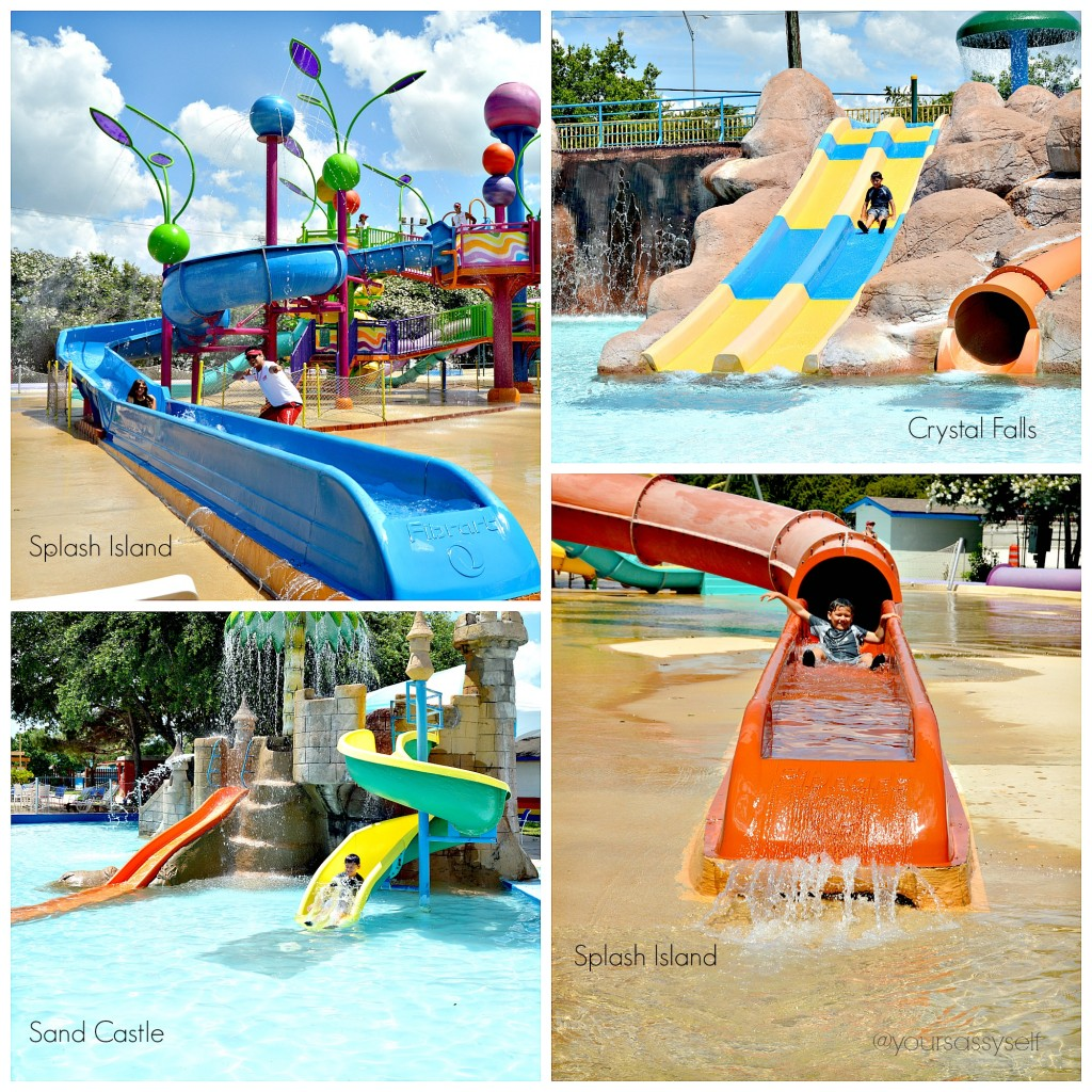Splashtown Attractions - yoursassyself.com