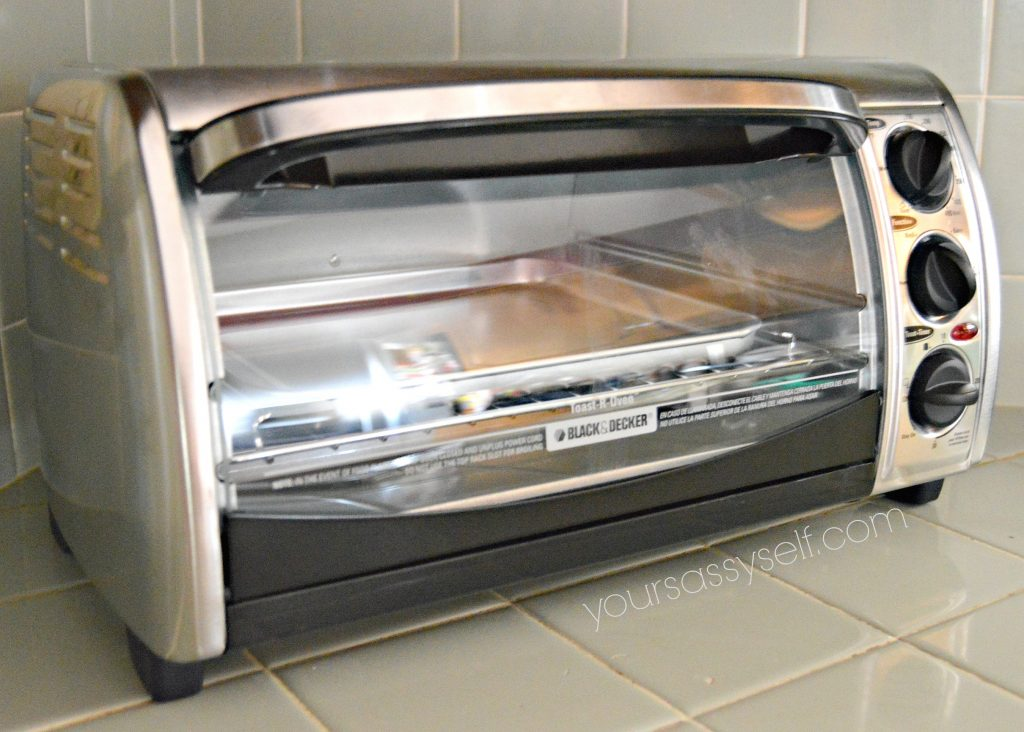 Stainless Toaster Oven - yoursassyself.com